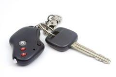 klucz do samochodu Zdjęcia Royalty Free
