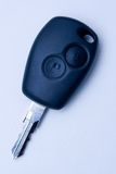 klucz do samochodu Fotografia Royalty Free