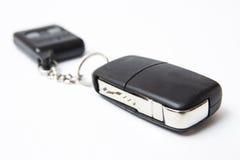 klucz do samochodu Obrazy Stock