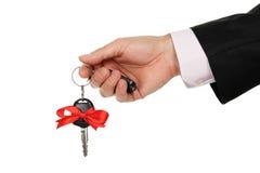 klucz do samochodu Zdjęcie Stock