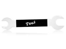 klucz stalowy Obraz Stock