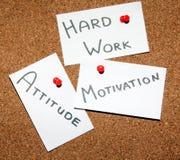 Klucz sukces! zdjęcie stock