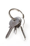 klucz wiązadła pierścionek Fotografia Stock