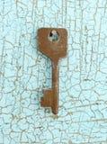 klucz wisząca ściana Fotografia Stock