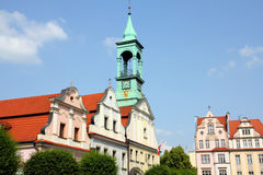 kluczbork波兰 免版税图库摄影
