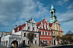 kluczbork波兰 免版税库存照片