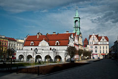 kluczbork Πολωνία Στοκ εικόνα με δικαίωμα ελεύθερης χρήσης