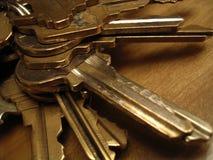 klucze Obraz Royalty Free