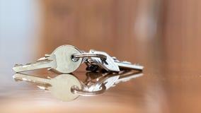 klucze Zdjęcie Stock