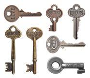 klucze Obrazy Royalty Free