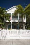 klucze do domu Florydy architekturę typowe zachód Zdjęcia Stock
