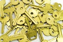 klucze iii Zdjęcie Stock