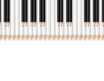 Klucze instrument muzyczny ilustracji