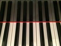 Klucze klawiatura 4 Zdjęcia Royalty Free