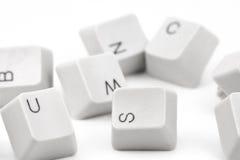 klucze komputerowych Zdjęcia Stock