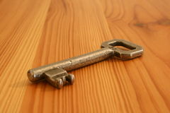 kluczem do przyszłości Zdjęcie Royalty Free