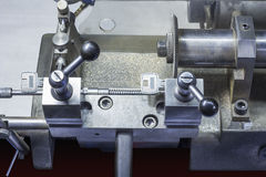 Kluczowa kopiowa maszyna Fotografia Royalty Free