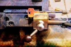 Kluczowa kopiowa maszyna z kluczem Fotografia Stock