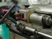 Kluczowa maszyna Zdjęcie Stock