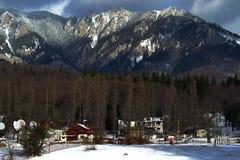 KLUCZOWA miejscowość turystyczna Obraz Royalty Free