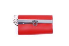 kluczowa torby czerwień Obraz Royalty Free
