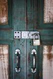 Kluczowy drzwi Fotografia Stock