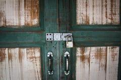 Kluczowy drzwi Zdjęcia Stock