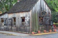 Kluczowy Kawowy kawiarni St Augutine Floryda Fotografia Stock