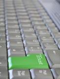 kluczowy klawiaturowy zaufanie Fotografia Stock