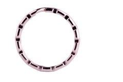 kluczowy pierścionek Zdjęcie Royalty Free
