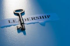 kluczowy przywódctwo Zdjęcie Stock