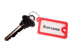 kluczowy sukces Obraz Stock