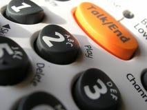 kluczowym obrońcę telefon Fotografia Royalty Free