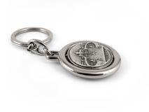 kluczowym pierścionek Obraz Stock