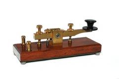 kluczowym telegraf Obraz Royalty Free