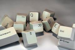 kluczyki 1 Zdjęcia Stock