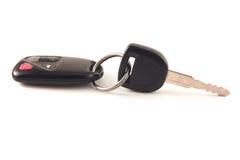 kluczyki do samochodu Fotografia Stock