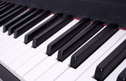 kluczyki klawiaturowi zdjęcie royalty free