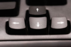 kluczyki strzałkowaci zdjęcia stock