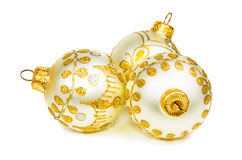 Klumpa ihop sig för julgranen royaltyfri bild