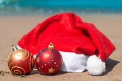 Klumpa ihop sig för julgranen Arkivbilder