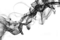 Klumpen eines Rauches Stockfotos