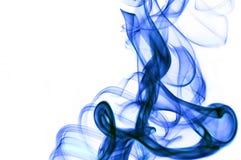 Klumpen eines Rauches Stockfoto