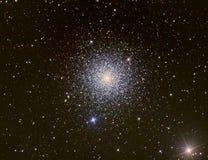 Klunga för stjärna M3 royaltyfri fotografi