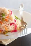 klusek ryż sałatka zdjęcia stock