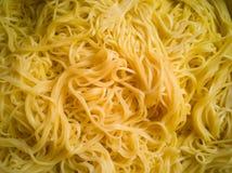 Kluski dla kulinarnych Ramen są Japońskim naczynie wizerunku zakończeniem up obrazy stock