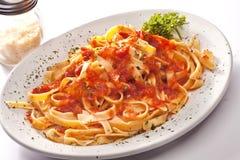kluski matrycują pomidory Zdjęcia Stock