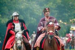 Kluszyn 1610 - Hetman Zolkiewski Royalty Free Stock Photos