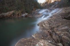 Klyfta av Tallulah Falls Royaltyfri Foto