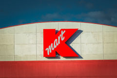 Kmart retail store sign Royalty Free Stock Photography